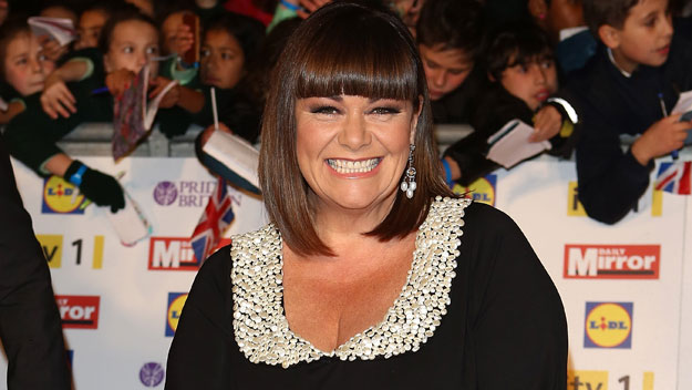 Dawn French marries in lavish secret wedding