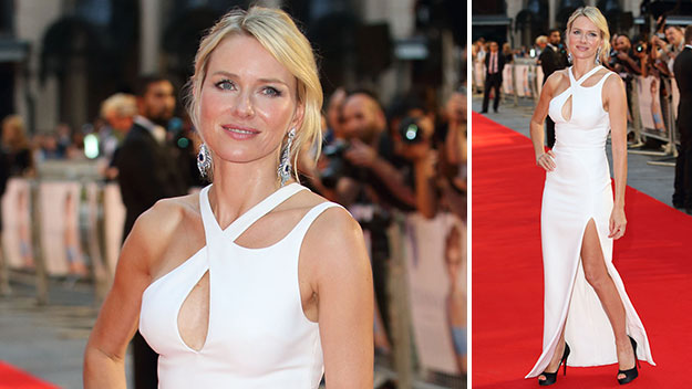 The Diana diet: Naomi Watts' trainer reveals weight loss regime