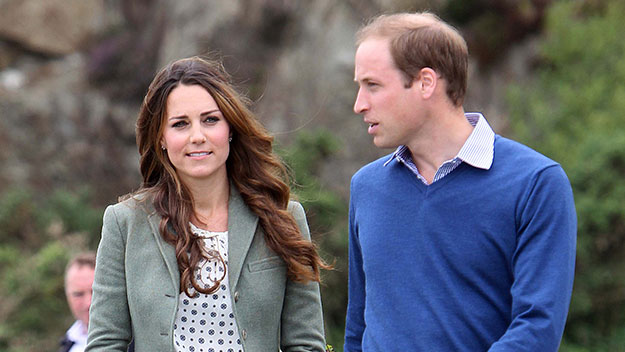 William and Kate's house up for rent