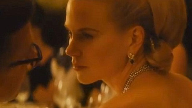Nicole Kidman is Princess Grace in new trailer