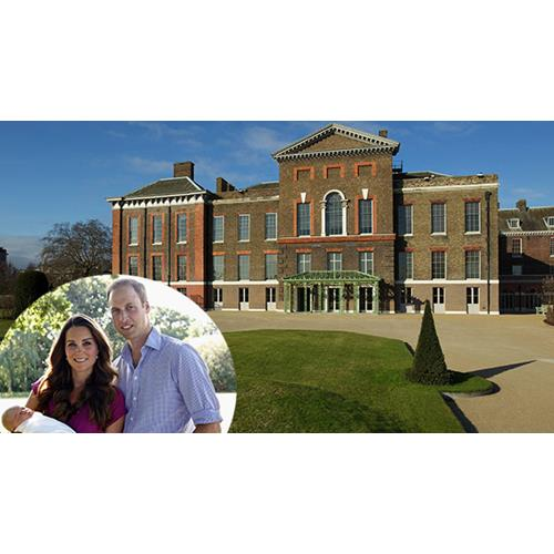 New Home Ready For William And Kate Now To Love
