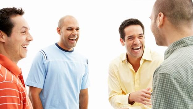It's official: Men are funnier than women