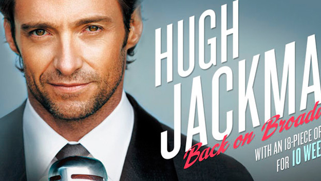 Hugh Jackman: Back on Broadway