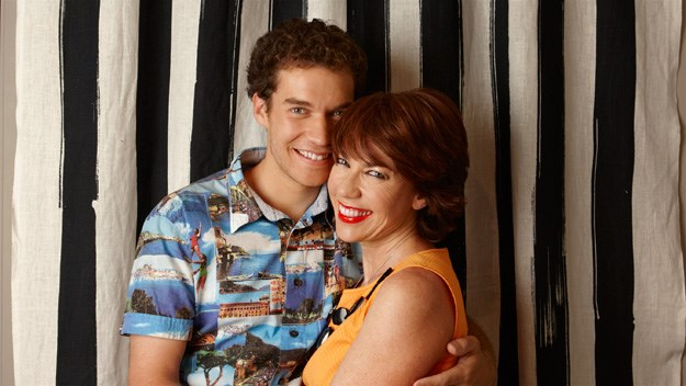 Kathy Lette: My son has Asperger's