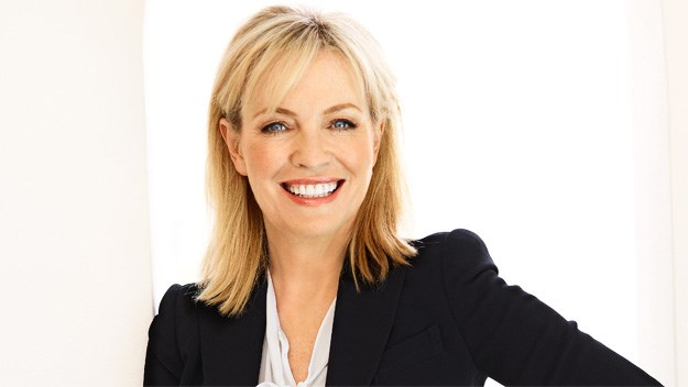 Rebecca Gibney: Why I'll never diet again