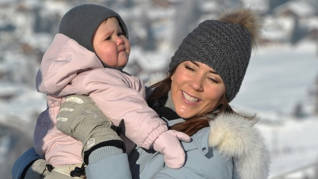 Princess Mary: Having four kids is a strain