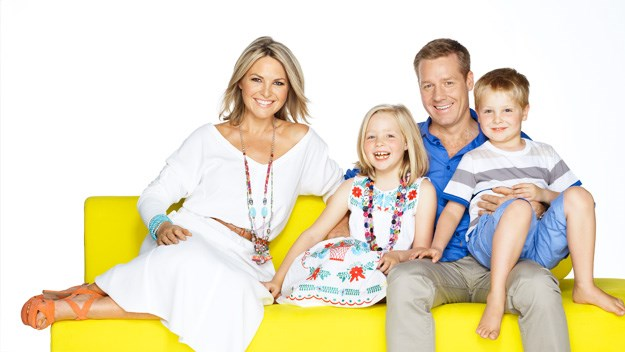 Georgie Gardner's traumatic childhood