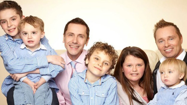 Gay fathers spend $100k to ensure next child is a daughter