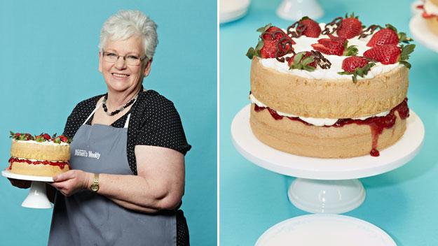 Sponge Cake Recipe Australia