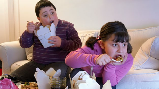 One in five kids overweight when they start school