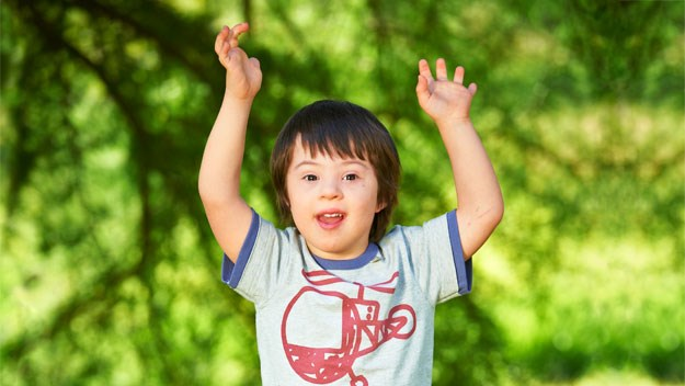 My little boy is a model - and he has Down syndrome