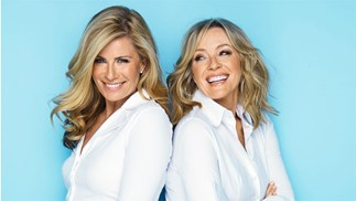 How Deborah Hutton and Rebecca Gibney keep mentally and physically fit