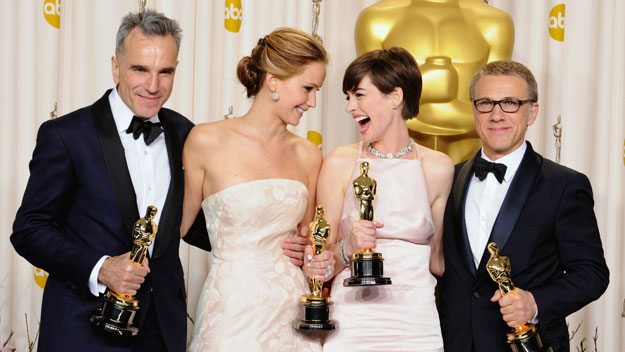 LIVE: The 2013 Academy Awards