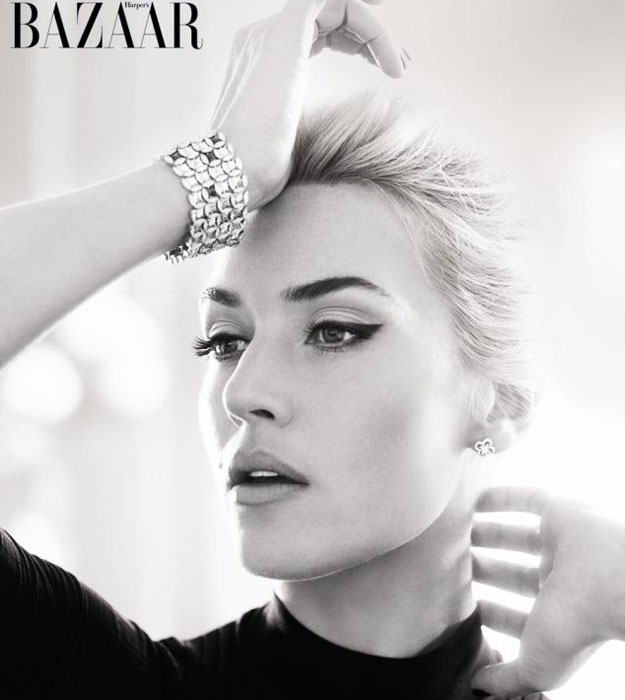 Kate Winslet dazzles in classic photoshoot