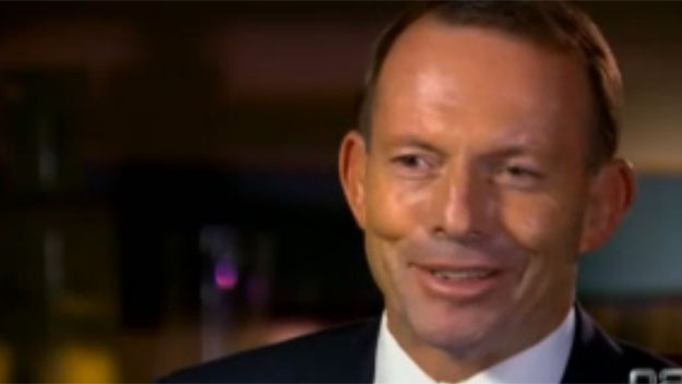 Is Tony Abbott a changed man?