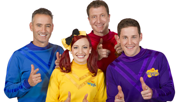 My name is Zoe, and I am a Wiggles groupie