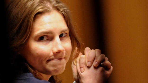 Amanda Knox: I will fight to prove I'm innocent