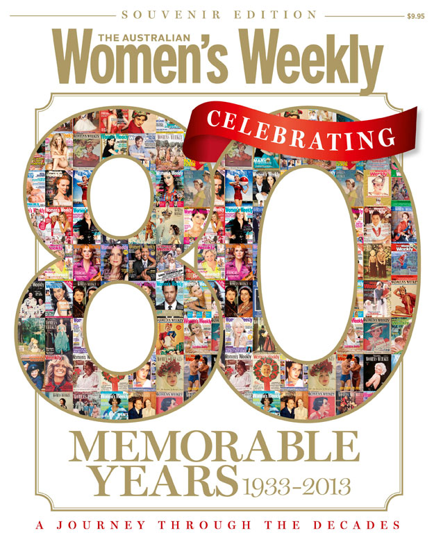Celebrate The Australian Women's Weekly's 80th birthday