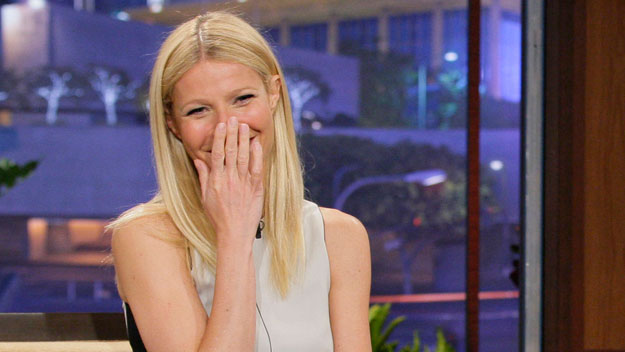 Gwyneth Paltrow's raunchy marriage advice