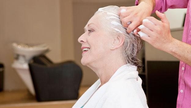 Scientists find a 'cure' for grey hair