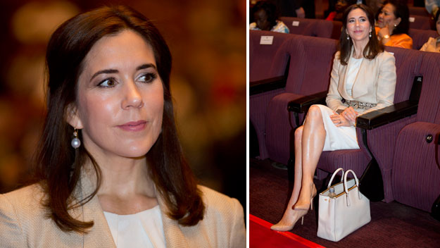 Princess Mary brings fight for women's rights to Malaysia