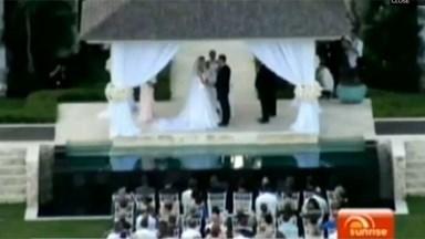 Jennifer Hawkins marries Jake Wall in Bali ceremony