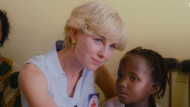 Naomi Watts is Princess Diana in new movie trailer