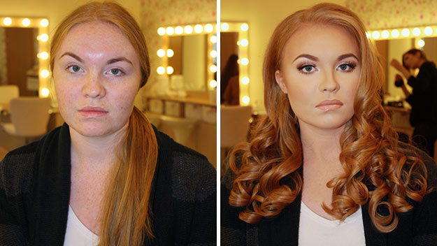 Is wearing makeup a betrayal? One woman's transformation sparks debate