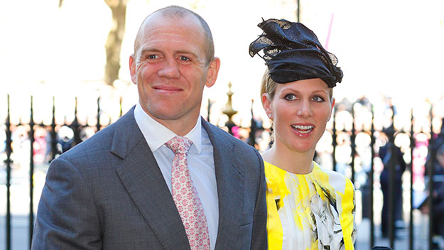 Mike Tindall opens up on becoming a royal dad