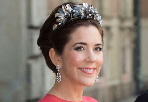 Mary crowned Europe's most elegant princess