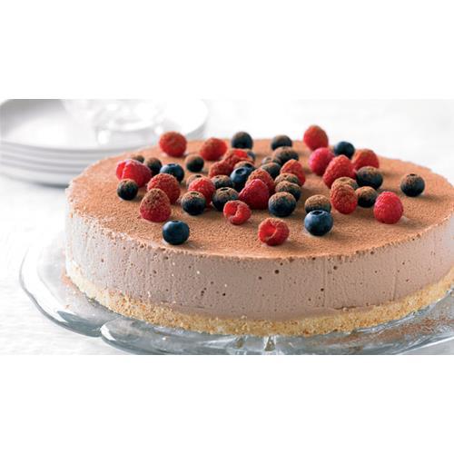Morello Cherry Chocolate Cake