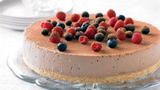 No Bake Chocolate Cheesecake Food To Love