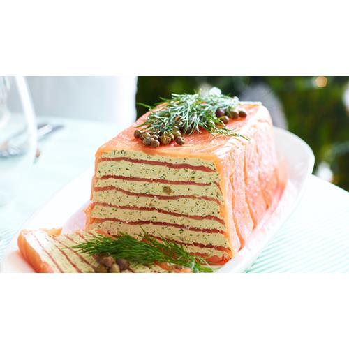 Smoked Salmon Terrine Recipe Food To Love