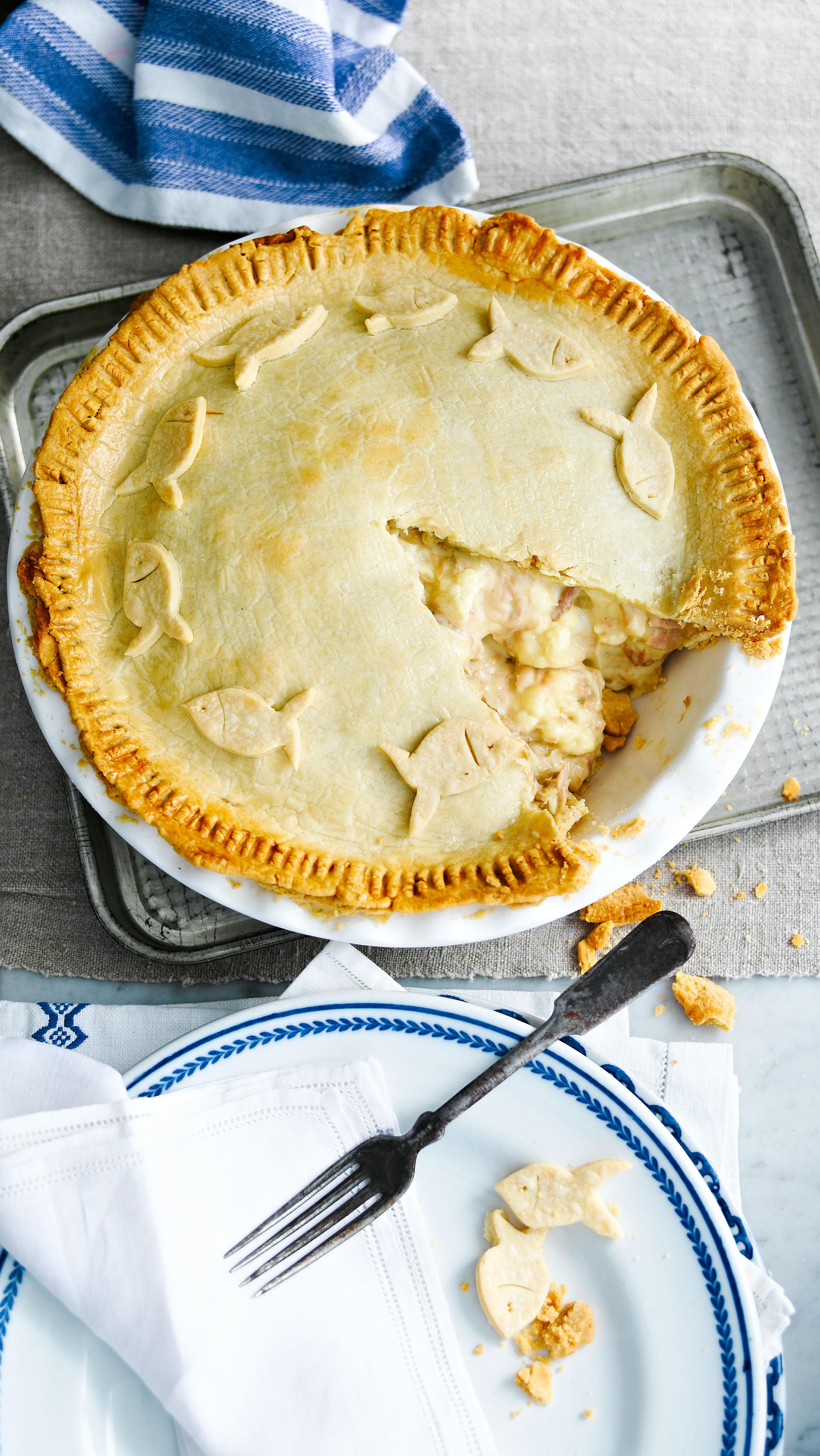 Cauliflower Cheese Pie Recipes — Dishmaps