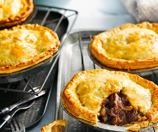 Slow-cooked lamb shank pie recipe | Food To Love