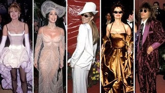 Fashion fails of the nineties