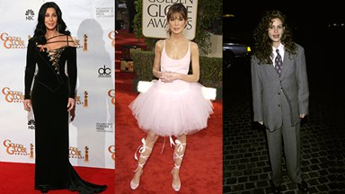 Worst-dressed at the Golden Globes