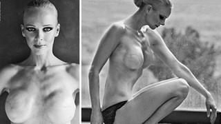 Claire Farwellm model