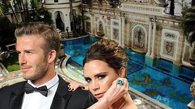 Beckhams 'buy $70m Versace murder mansion'