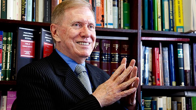 Former High Court judge Michael Kirby.