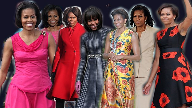 Michelle Obama is fashion's First Lady