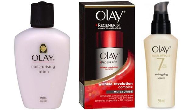 Top beauty brands