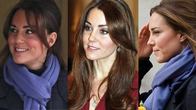 Women going under the knife for Duchess Kate's nose