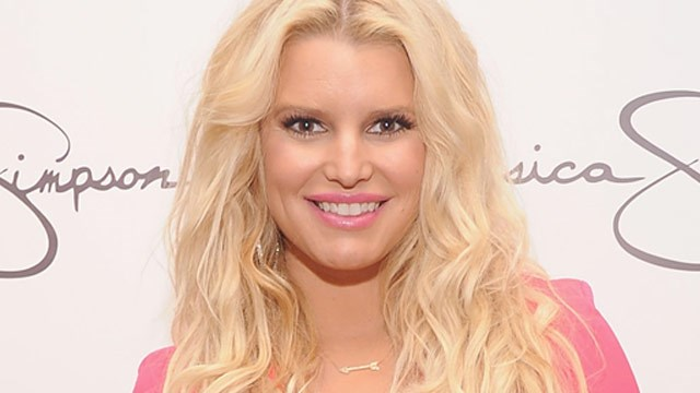 Jessica Simpson denies Weight Watchers pressure