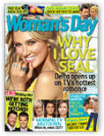 Woman's Day magazine cover