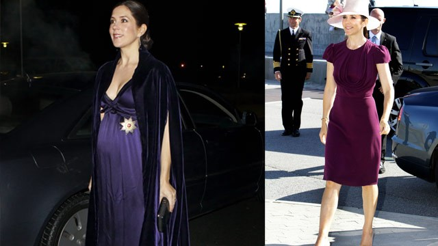 Princess Mary: How I got my body back!