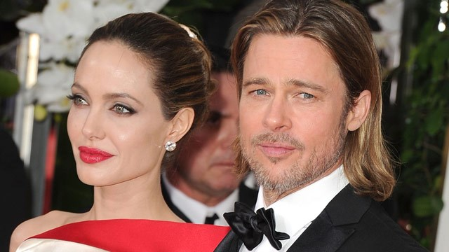 Brad Pitt talks wedding plans
