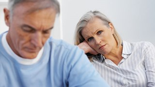 Woman worried about her unloving husband