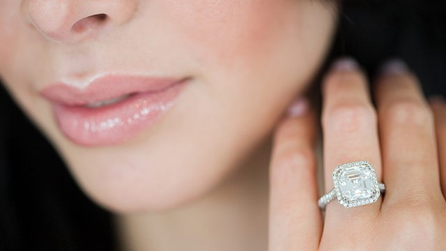 I sold my engagement ring to pay my secret debt