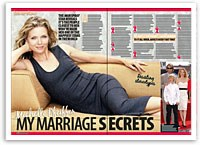 Michelle Pfeiffer: My marriage secrets
